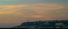 Coucher de Soleil du 17 janvier au Havre (jérémydavoine) Tags: lehavre sunset sky cloud