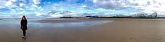 Blackpool (Chris Beee) Tags: blackpool lancashire beach pleasurebeach panorama panoramic