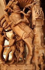 Trichy Ranganathaswamy Temple 134 (David OMalley) Tags: india indian tamil nadu subcontinent trichy sri ranganathaswamy temple srirangam thiruvarangam gopuram chola empire dynasty rajendra hindu hinduism unesco world heritage site ranganatha vishnu canon g7x mark ii canong7xmarkii