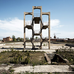 Abandoned swimming pool of the soviet times. (Stefano Perego Photography) Tags: stepegphotography abandoned swimming pool concrete soviet architecture design echmiadzin vagarshapat armenia piscina abbandonata cemento architettura sovietica