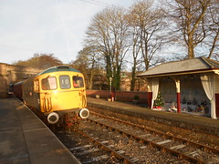 Kingsley and Froghall (ee20213) Tags: kingsleyandfroghall 33102 churnetvalleyrailway d6513 class33 331 brblue
