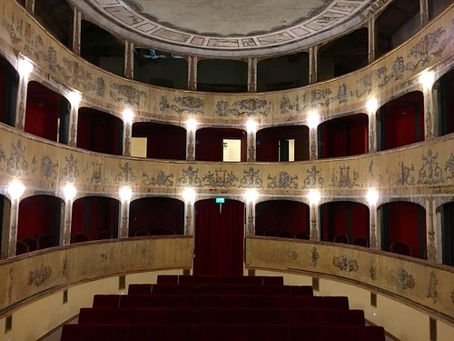 Mazara Del Vallo - Teatro Garibaldi 1848