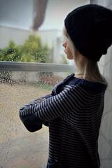 Rainy day (Yuki'sWorld) Tags: bjd bjdoll balljoineddoll rain crobidoll crobi crobidollnia nia