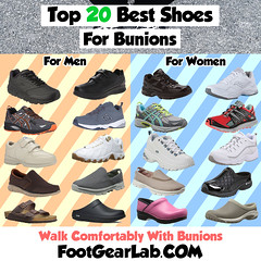 Top 20 Best Shoes for Bunions (FootGearLab) Tags: bestshoesforbunions shoesforbunions bunions
