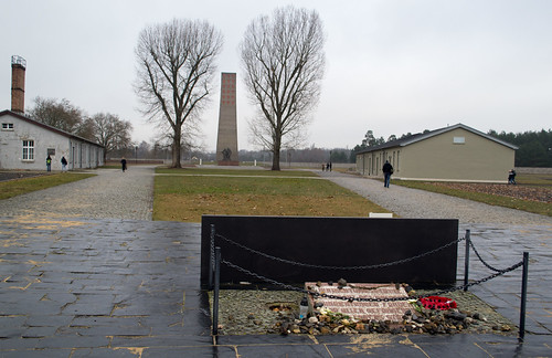Sachsenhausen Concentration Camp Memorial (#0103)