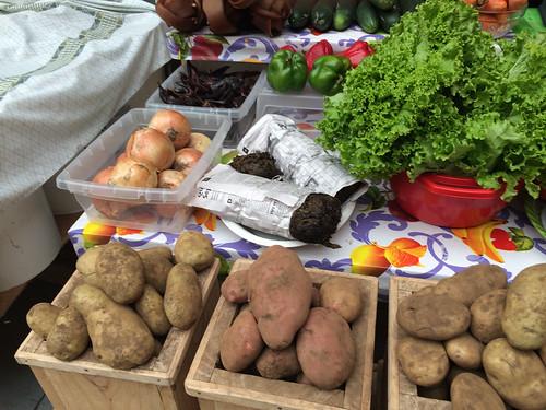 Ancud Market, Chiloé