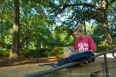 Week in Photos - 08 (Ole Miss - University of Mississippi) Tags: usa student university grove laptop study wifi ms wireless 2015 lamarhall skb2577 sarawinfree
