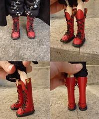 Bottes pour Taeyang Obitsu mâle (luxymie) Tags: boots fc hash taeyang vaangail