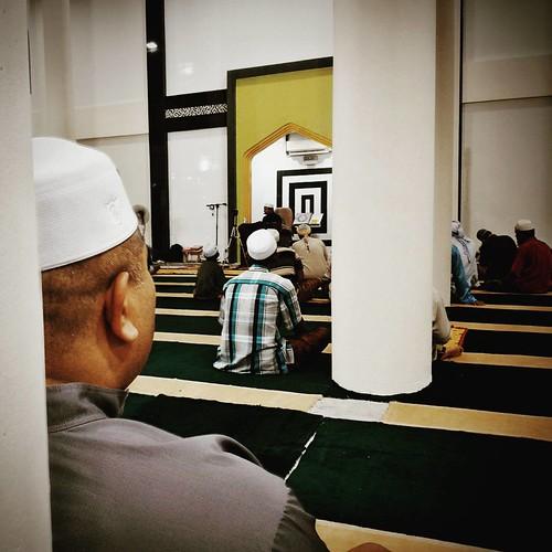 #100DaysOfZen #ZenFone #zahariharis #mosque #vsco