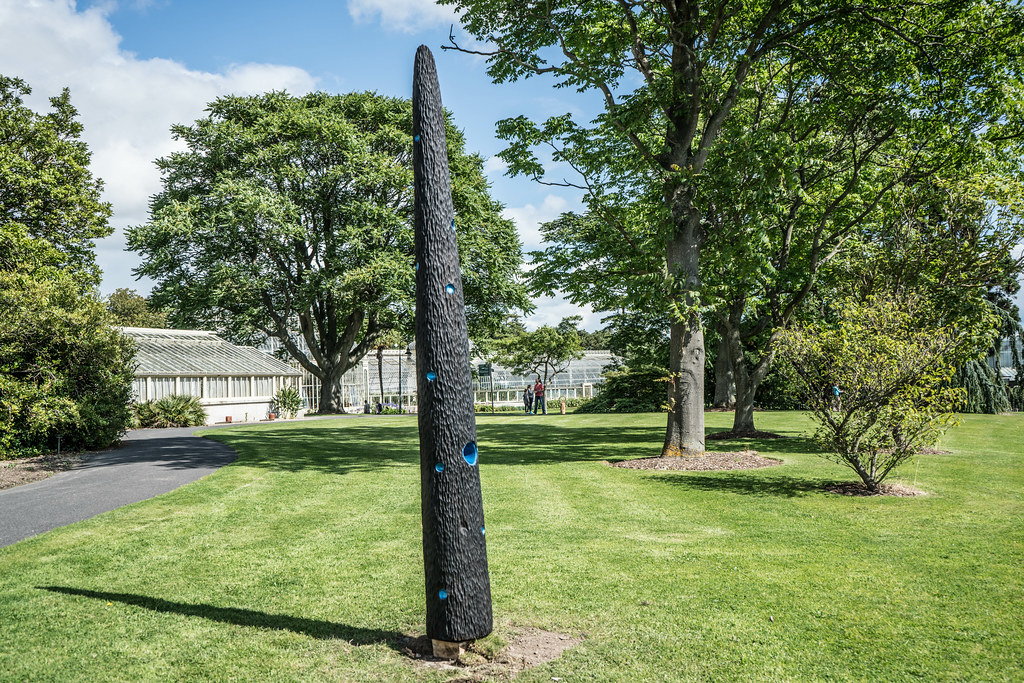 SCULPTURE IN CONTEXT 2015 AT THE NATIONAL BOTANIC GARDENS [UNOFFICIAL PREVIEW] REF-107351