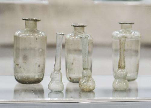 Roman glass from the area of Kazanlak, 2