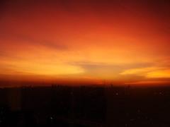 7 (Carlos Federico Prez Chiribao) Tags: sunset sky storm clouds atardecer cielo nubes tormenta montevideo