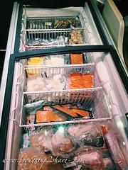 Photo 30-09-2015 11 49 28 am (Chris & Christine (broughtup2share.com)) Tags: fish japanese frozen hokkaido rice market top sashimi salmon fresh seafood catch kualalumpur scallop kl taman sauces oug