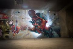 Maddraw (Fat Heat .hu) Tags: paris art graffiti spraycan cfs muralism fatheat