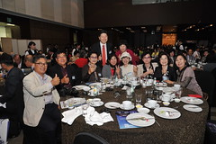 Global Peace Foundation Korea with Attendees