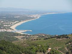 TOUR MADELOC 12 (ERIC STANISLAS 54) Tags: landscape flickr 66 catalunya collioure languedocroussillon alberes catalogne cotlliure pyreneesorientales madeloc cotevermeille