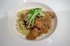 Wonderful meal by Priska at Dubravkin put (Premshree Pillai) Tags: food priska dinner restaurant croatia zagreb lamb couscous dubravkinput