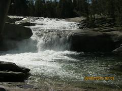 Falls at Tuolumne Meadows Lodge - Tioga Pass Resort trip - June 3-7, 2015 b (Bob_ Perry) Tags: yosemite tiogapass tuolumneriver tiogapassresort tuolumnemeadowslodge danafork tuolumnelodge tuolumnefalls inyonational cabinnumber9