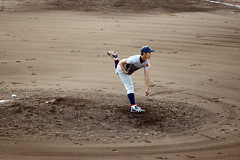 2015/10/24 Kansai Univ vs Kwansei Gakuin Univ (strh333888) Tags: baseball collegebaseball