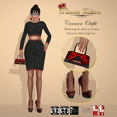 Carmen (princessfashion100) Tags: life mesh body spirit interior omega free sl link second hunter marketplace breathe uber banned tmp lolas reign freebie bellza ryca dollarbie kitja pinkfuel wasabipills lelutka appliers labelmotion