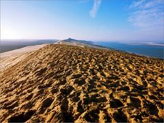 Pylat (JLL85) Tags: seascape france beach nature landscape sand playa paisaje francia