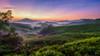 Amazing Sunrise at Cameron Highlands (Victor Poon) Tags: beautiful misty sunrise malaysia cameronhighlands teagarden beautyinnature bohteagarden flickraward5 greaterphotographers