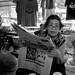 Reading woman, Mae Phim market  Thailand