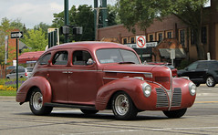 1939 Dodge D11 (RudeDude2140a) Tags: red classic car sedan dodge 1939 d11