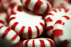363/366 - Decadent (Esko) Tags: 2016 december 366 365 366challenge 366project 365challenge 365project candy sweets decadent peppermint candies unwrapped