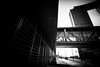 Concrete Immensity (tomabenz) Tags: street streetphotography blackandwhite black white noiretblanc bnw bw dubai urban building sonya7rm2 humaningeometry contrast concrete light