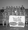 IMG_5970-02 (SJH Foto) Tags: girls volleyball high school northstar corry team teen teenager black white blackandwhite bw monocolour