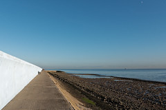 Canvey promenade