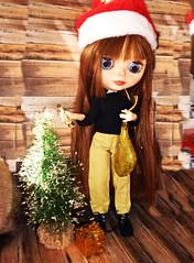 Navidad Blythe custom
