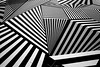 The path of illusion (amanda.fotogaaf) Tags: lines line illusion 3d monochrome minimalism shape blackandwhite black white stripes geometric zebra minimalist symmetrie repeating