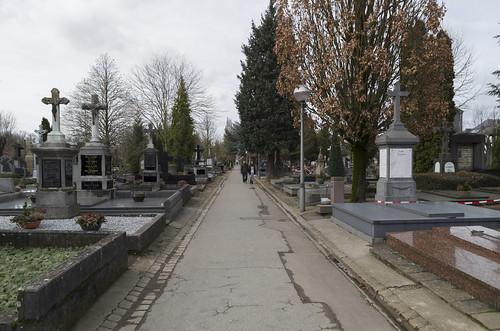 St. Joseph Cemetery, 01.03.2015.
