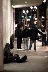 IMG_9853 (davidpompel) Tags: homelessman cambridgema harvardsquare guitar guitarplayer streetmusician canon night