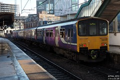 150137 at Manchester Oxford Road (Tim R-T-C) Tags: 150137 2t24 arrivarailnorth class150 manchester manchesteroxfordroad northern mainline railroad railway station train
