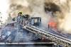 _V0A0131 (oslobrannogredning) Tags: bygningsbrann flammer fullfyr brann totalbrann røykdykker røykdykking røykdykkere arbeidpåtak arbeidihøyden høydemateriell stigebil lift