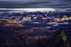 Grand View (Glenn Guinita) Tags: grandcanyon canyons sunrise winter photography nature landscape stormclouds outdoors hiking nationalparks destination