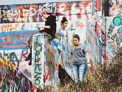 2016-12-24 11.31.10 3 (Jayme Rose Photography) Tags: austin texas graffiti wall graffitiwall spray paint spraypaint streetphotography street photoraphy canonm3 vsco vscocam portrait art artists atx keepaustinweird colorful nature outdoors instax