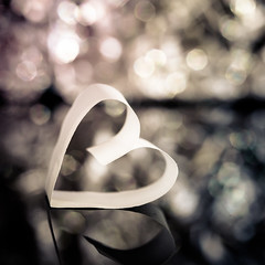 Love (Zeeyolq Photography) Tags: hmm justwhitepaper macromondays amours bokeh coeurs heart love macro paris france