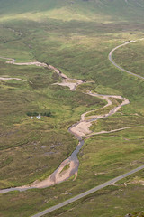 Lagangarbh (Francis Mansell) Tags: glencoe rivercoupall river road a82 scotland scottishhighlands outdoor mountainside path landscape