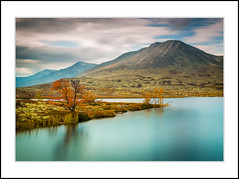 Rondane national park (andreassofus) Tags: landscape grandlandscape nature mountains mountainscape water reflections sky longexposure autumn fall norway scandinavia hike hiking outdoor september clouds beautiful cloudy trees