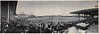 Panorama of Test Cricket at the Sydney Cricket Ground, 1903 / by Melvin Vaniman (State Library of New South Wales collection) Tags: statelibraryofnewsouthwales panorama