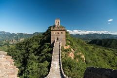 The Great Wall (stefanos-) Tags: defense backpacking asia defence defencive greatwall wall travelling china defensive beijing beijingshi cn