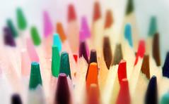 Pencils - HSS :) (aapfarrington) Tags: pencil pencils colour colours macro detail