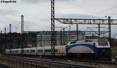 Una caza inesperada... (yagoortiz) Tags: tren talgo galicia 333405 coruña trenhotel via