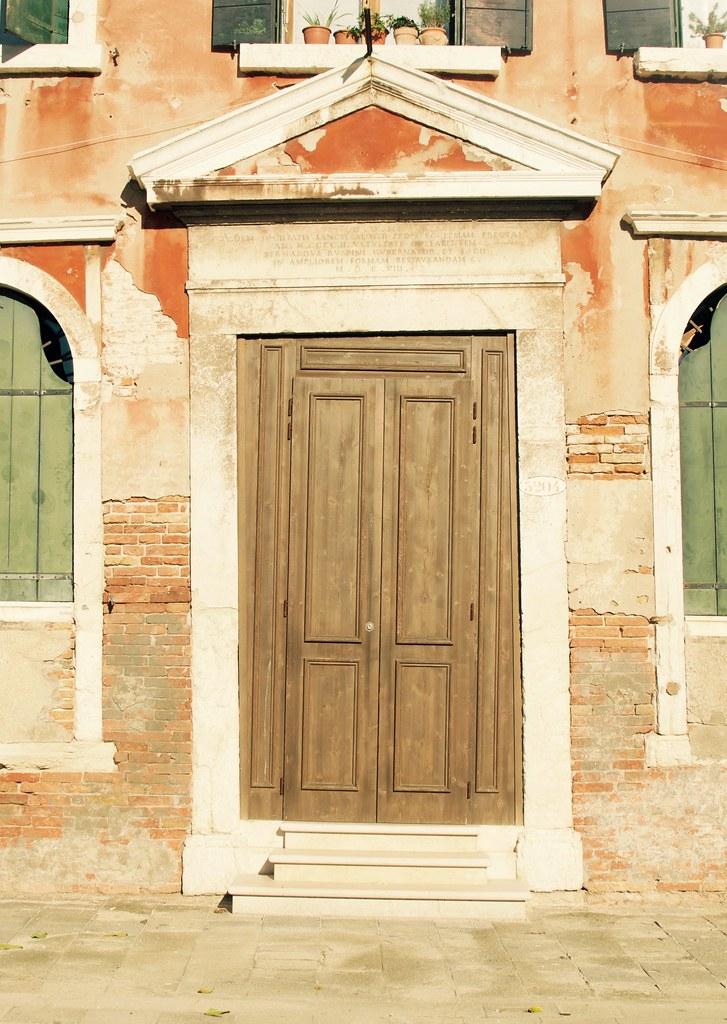 Very crooked doorway in Venice Italy (genloz) Tags crooked door doorway venice & The World\u0027s Best Photos of crooked and door - Flickr Hive Mind