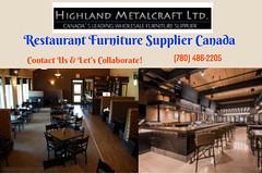 Restaurant Furniture Supplier Canada  Highland Metalcraft Ltd (highlandmetalcraft) Tags: restaurantfurniture barstools metalbarstools metalchairs patiofurniture metalfurniture retrofurniture woodfurniture restaurantfurnitureedmonton