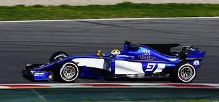 Sauber C36 / Marcus Ericsson / Sauber Motorsport